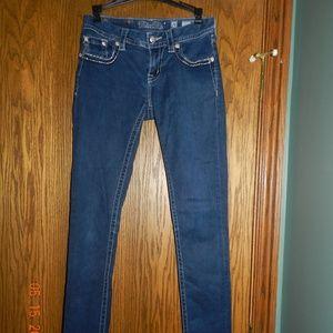 "Women's Miss Me ""Signature Skinny"" Blue Jean"